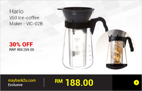Hario V60 Ice-coffee Maker - VIC-02B