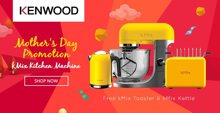 Mother's Day Kenwood kMix Kitchen Machine
