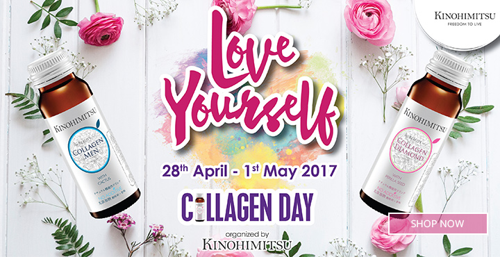 Collagen Day by Kinohimitsu