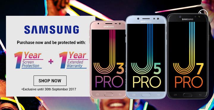 Samsung Galaxy J Pro Series
