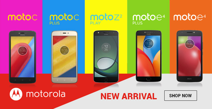 New Arrival Motorola