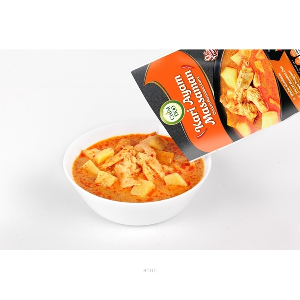 ChimDoo Chicken Massaman Curry 3's x 110g-2