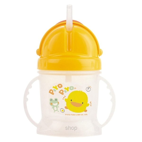 Piyo Piyo Easy Reach Sippy Cup (8oz) - 830507-1