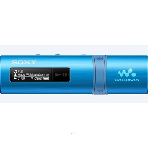 Sony Walkman with Built-in USB - NWZ-B183F-0