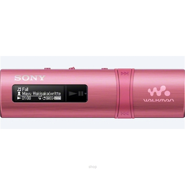 Sony Walkman with Built-in USB - NWZ-B183F-2