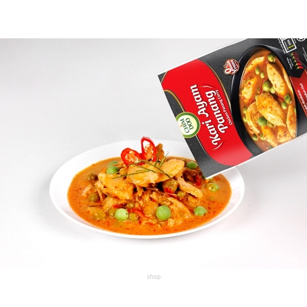 ChimDoo Chicken Panang Curry 3's x 110g-2