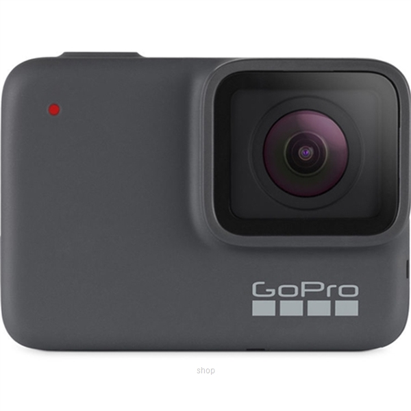 GoPro Hero 7 Silver Action Camera Complimentary Sandisk 64GB Micro SD-1