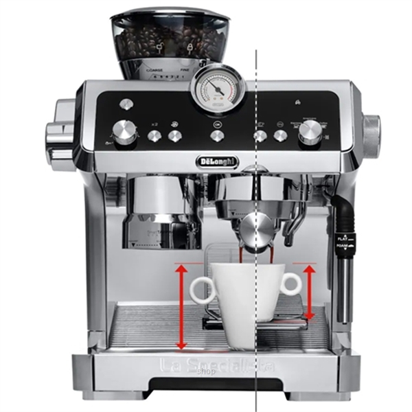 Delonghi La Specialista Espresso Coffee Machine - EC9335.M-0