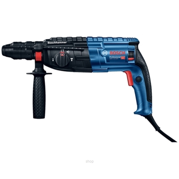 Bosch GBH 2-24 DFR Rotary Hammer with SDS Plus - 06112730L1-1