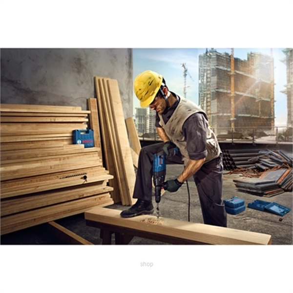 Bosch GBH 2-24 DFR Rotary Hammer with SDS Plus - 06112730L1-4