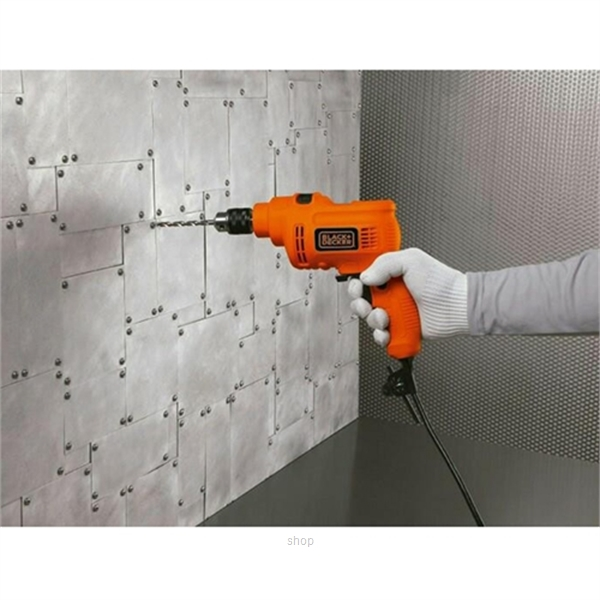 Black & Decker 10mm VSR Hammer Drill - TP555-3