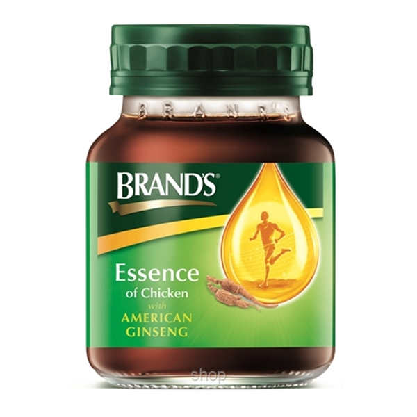 [3 Packs] BRAND'S® Essence of Chicken with American Ginseng (3x 6's) - 18 bottles x 70gm-2