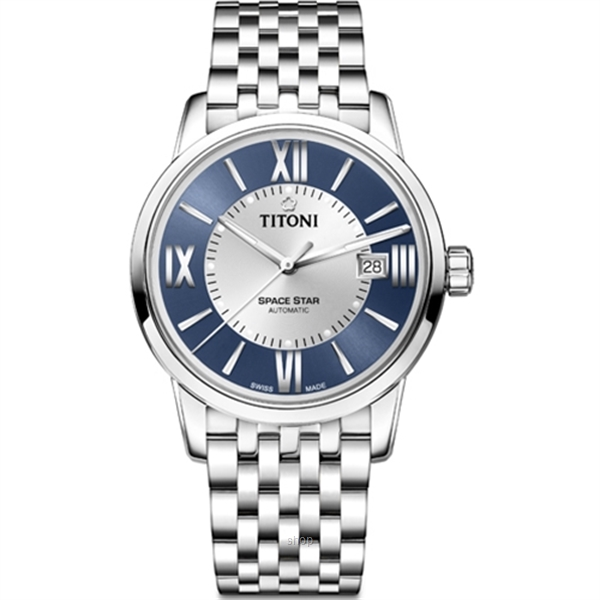 Titoni Space Star Watch - 83538 S-580-0