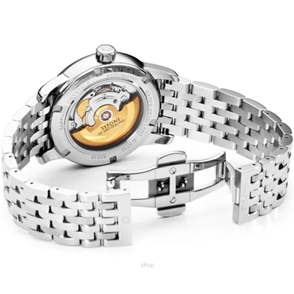 Titoni Space Star Watch - 83538 S-580-1