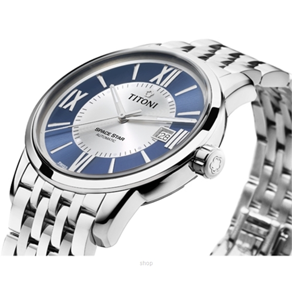 Titoni Space Star Watch - 83538 S-580-2