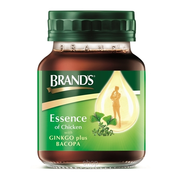 [3 Packs] BRAND'S® Essence of Chicken with Ginkgo plus Bacopa (3x 6's) - 18 bottles x 70gm-2