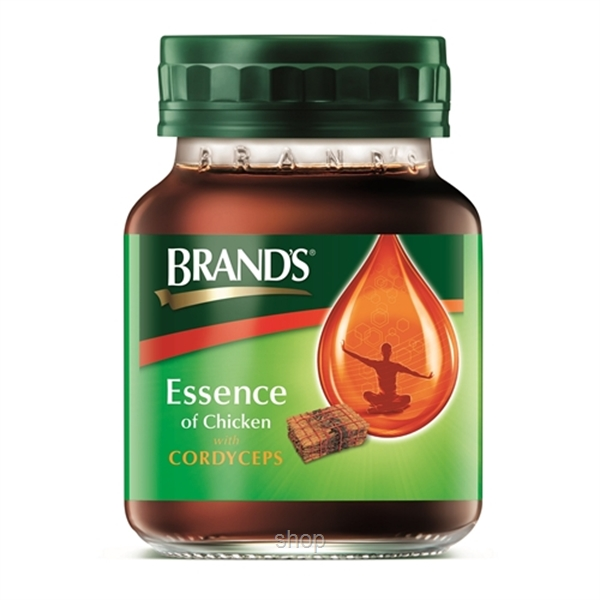 [3 Packs] BRAND'S® Essence of Chicken with Cordyceps (3 x 6's) - 18 Bottles x 70gm-2