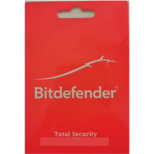 Bitdefender Total Security 2020 Antivirus 3 Devices 1 Year for Windows macOS iOS & Android-0