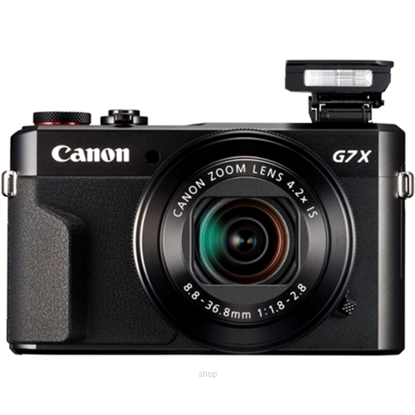 Canon PowerShot G7 X Mark II with 32GB Memory Card (Canon Warranty)-0