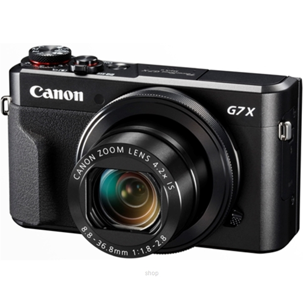Canon PowerShot G7 X Mark II with 32GB Memory Card (Canon Warranty)-3