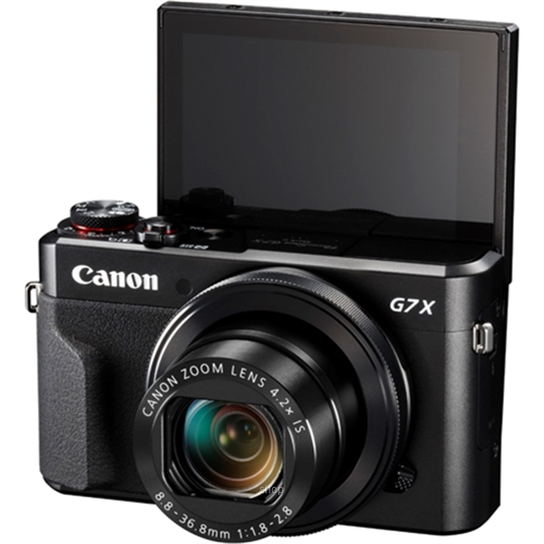 Canon PowerShot G7 X Mark II with 32GB Memory Card (Canon Warranty)-5