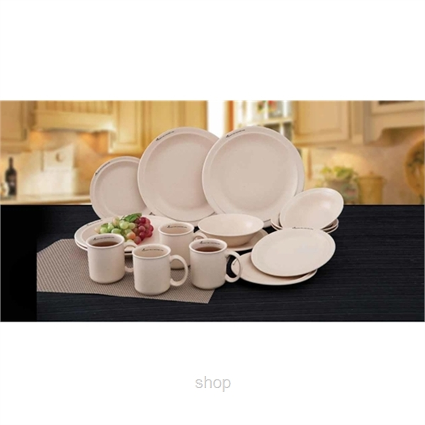 Claytan 16pcs SE Dinner Set-0