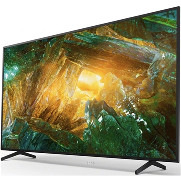 Sony 75 Inch 4K Ultra HD High Dynamic Range (HDR) Smart TV (Android TV) - KD-75X8000H-1