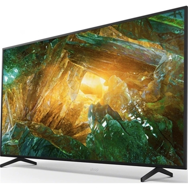 Sony 65 Inch 4K Ultra HD High Dynamic Range (HDR) Smart TV (Android TV) - KD-65X8000H-2