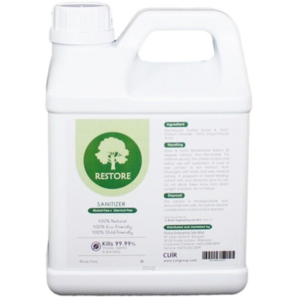 Restore Sanitizer 2L-0