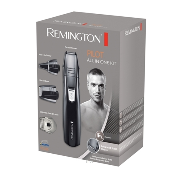 Remington Battery Operated All In One Grooming Kit - PG180-2