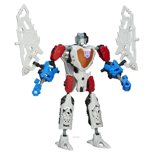 Transformers Construct A Bots Scout (Assorted Design)  - A5248 (1 unit)-1