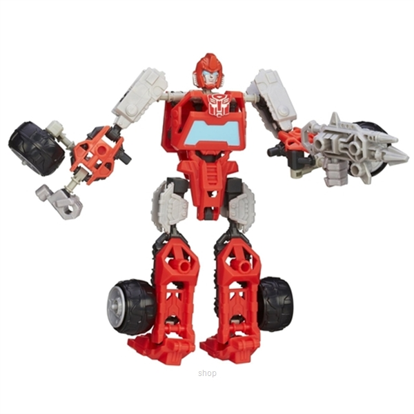 Transformers Construct A Bots Scout (Assorted Design)  - A5248 (1 unit)-2