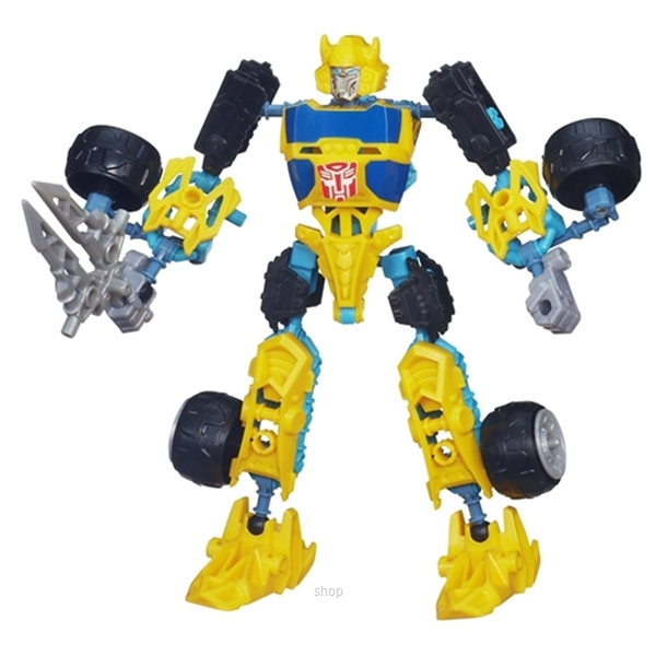 Transformers Construct A Bots Scout (Assorted Design)  - A5248 (1 unit)-3