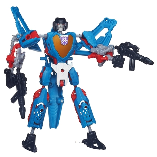 Transformers Construct A Bots Scout (Assorted Design)  - A5248 (1 unit)-5