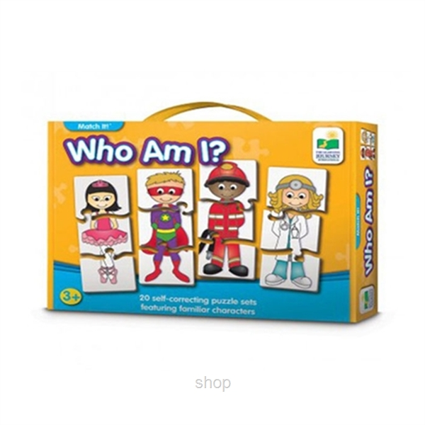 The Learning Journey International Match It Who Am I? TLJI-191149-0