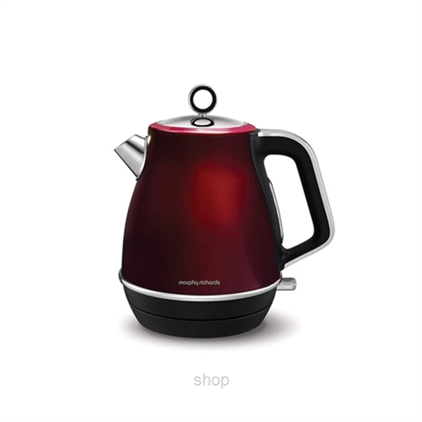 Morphy Richards Evoke Core Red Jug Kettle - 104408-0