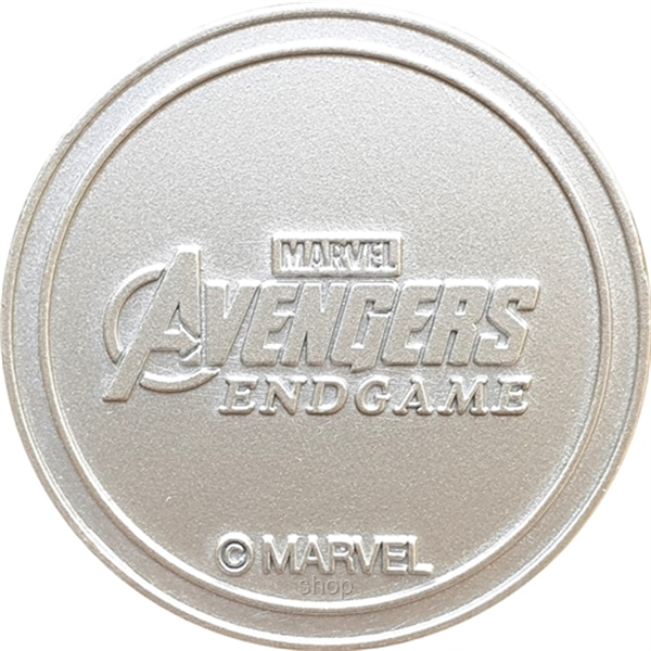 BLACK WIDOW Exclusive Marvel's Avengers: Endgame Coin Medallion-1