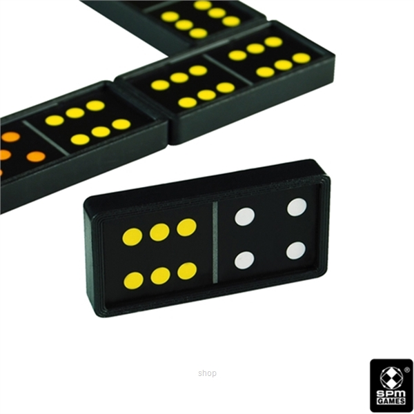 SPM Dominoes Colour Dots - SPM160-1
