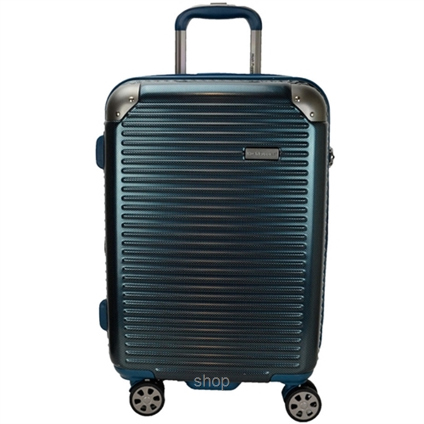 Hush Puppies 694013 ABS Hard Trolley Case Luggage - Blue-1