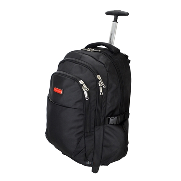 Slazenger SZ1095-L Backpack Bag with Trolley Large-1