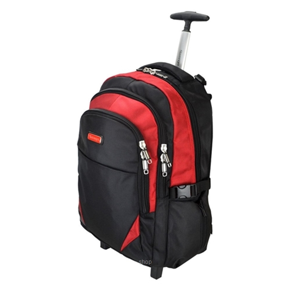 Slazenger SZ1095-L Backpack Bag with Trolley Large-3