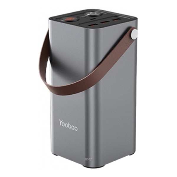 Yoobao 26400mAh Quick Charging Power Station Silver - EN1S-0