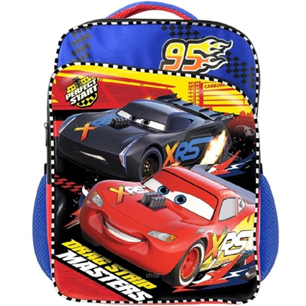PSD Disney Cars Masters Primary School Bag - 69-2-230-5827-0