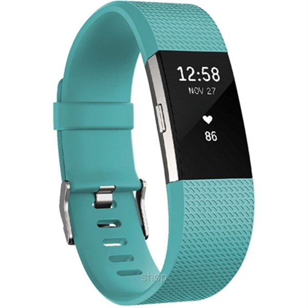 Fitbit Charge 2 Heart Rate + Fitness Wristband-3