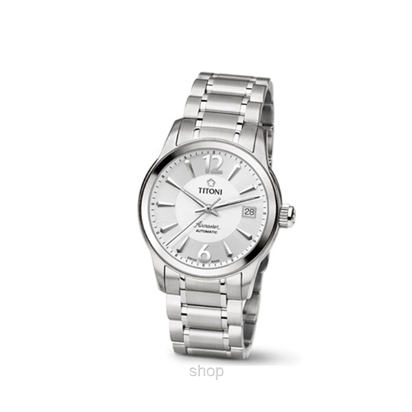 Titoni Airmaster Watch - 83933-S-323-0