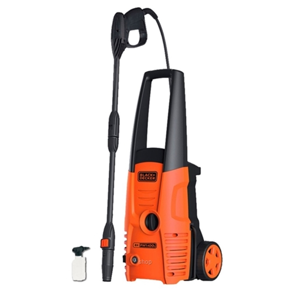 Black & Decker Pressure Washer - PW1400s-0