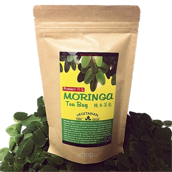 Red Leaf Premium Moringa Tea Bag-0