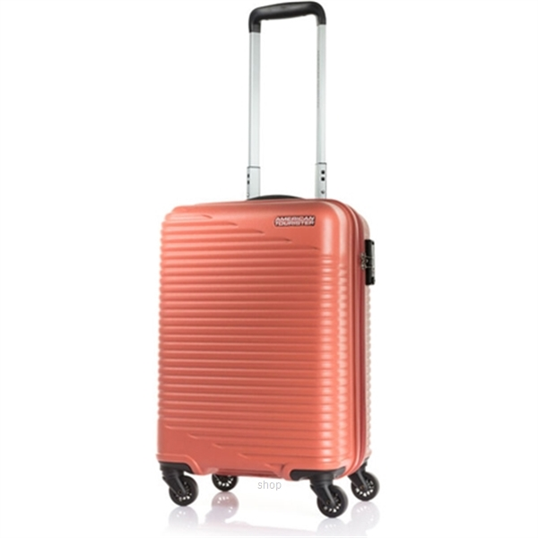 American Tourister Sky Park Spinner 55/20 TSA Luggage Red - HC0-00001-0