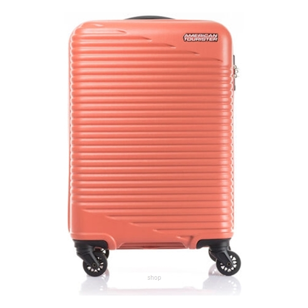 American Tourister Sky Park Spinner 55/20 TSA Luggage Red - HC0-00001-1