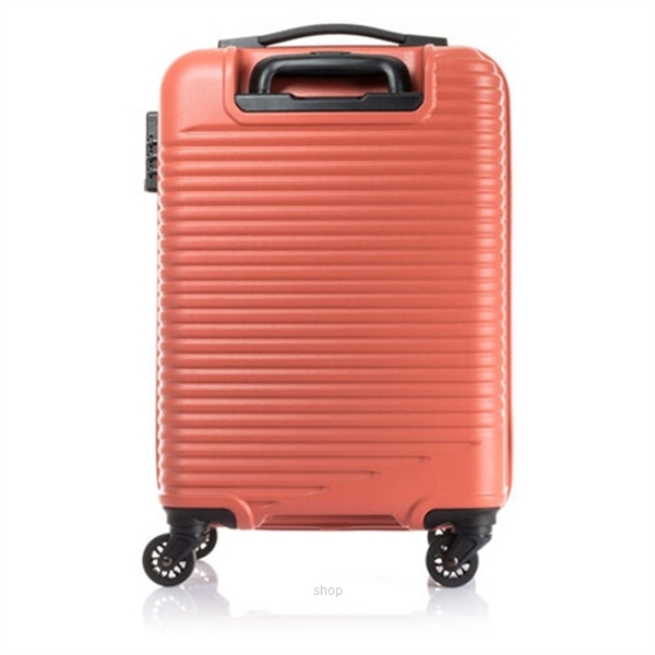 American Tourister Sky Park Spinner 55/20 TSA Luggage Red - HC0-00001-3